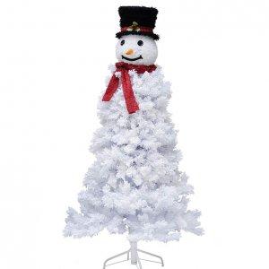 Ель Снеговик светодиодный